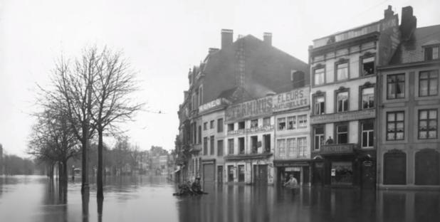 Retour sur l'histoire des inondations de 1926 en région liégeoise
