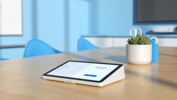 Les gadgets Tap de Logitech destinés à simplifier le planning et la participation aux réunions