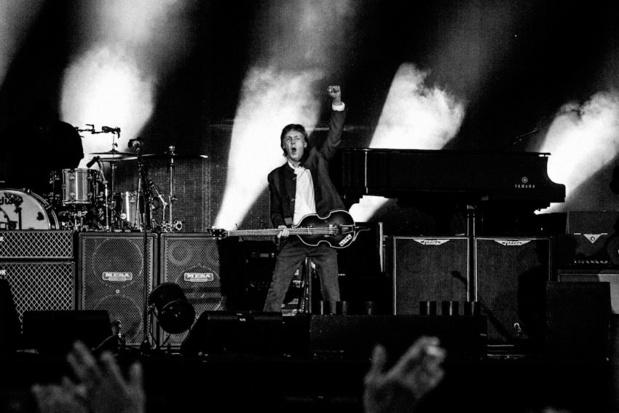 Paul McCartney sera en Belgique cet été