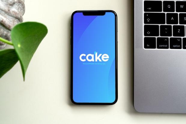 Banking-app Cake trekt naar Nederland