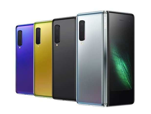 Samsung a terminé les modifications du Fold
