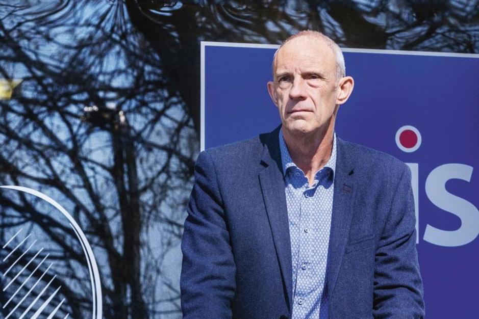 Danny Vandormael (CEO Seris België): 'Onze bewakingsagenten staan op de eerste rij'