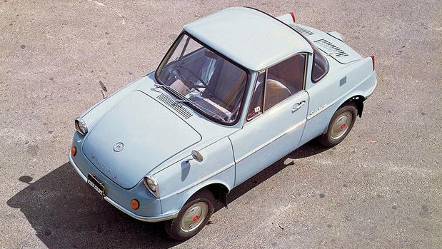 Mazda viert de 60e verjaardag van de R360