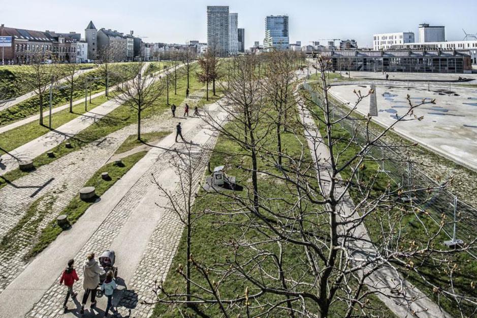 Kloeke prijsstijging vastgoed in Antwerpen