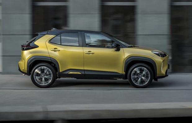 Toyota bouwt een halve eeuw auto's in Europa
