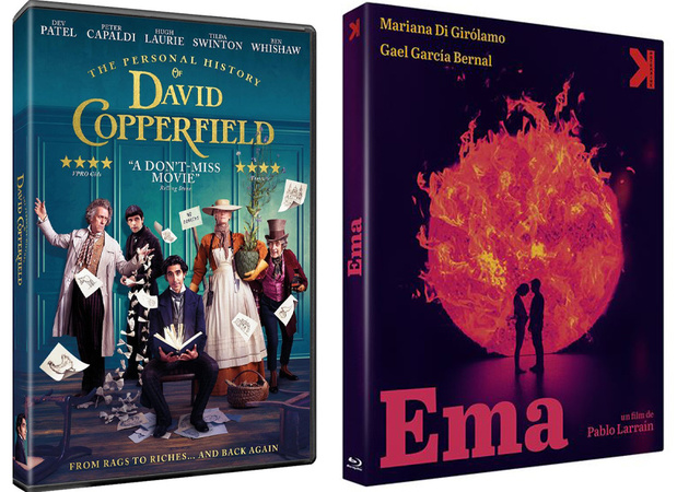 Focus Trakteert op The Personal History of David Copperfield en Ema!