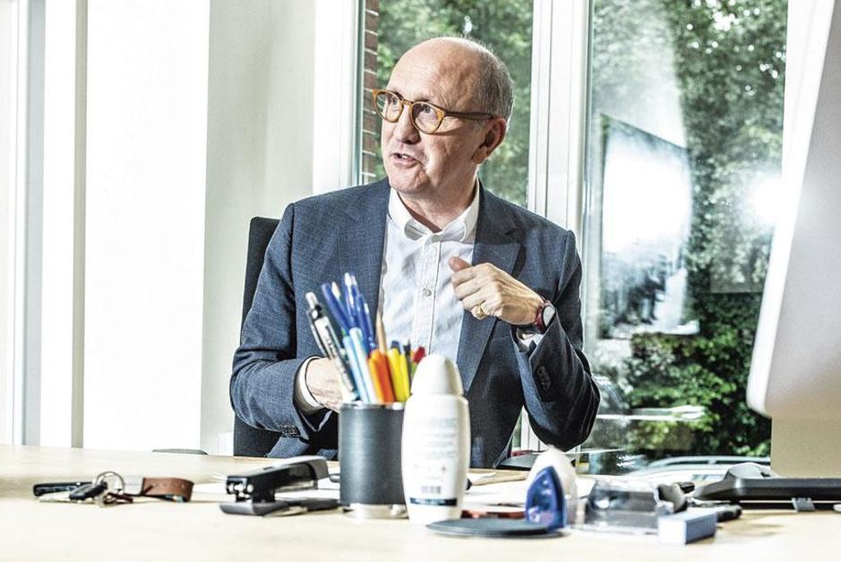 Johan Vande Lanotte: 'Dit kan ook een hele goede regering worden'