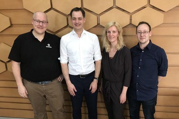 SettleMint recueille 1,5 million d'euros auprès de VLAIO
