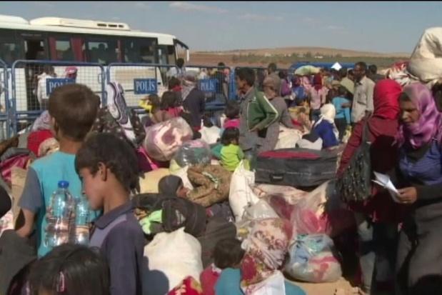 Factcheck: Nee, Caritas International krijgt geen subsidies om vluchtelingen naar België te halen