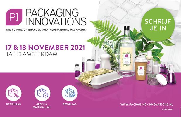 Stimuleer jouw creativiteit op Packaging Innovations