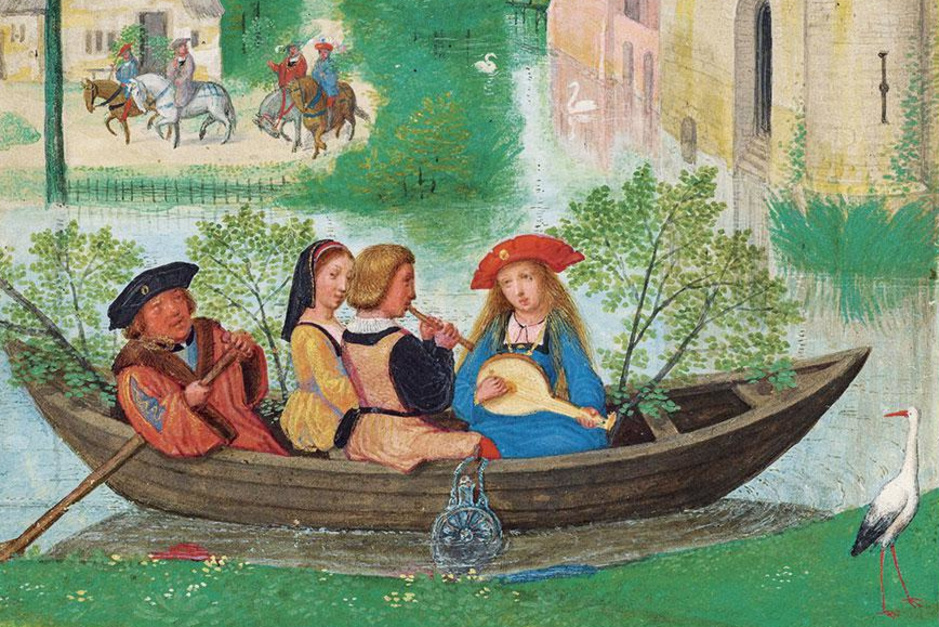 Letterkundige Frank Willaert: 'Hadewijch behoorde tot een dertiende-eeuwse vrouwenbeweging'