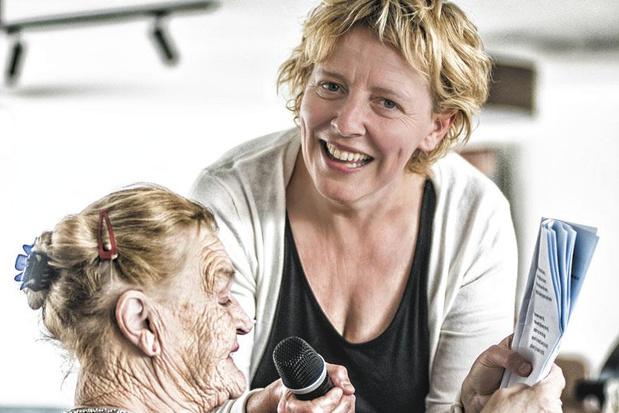 Televisiemaakster Geertrui Coppens: 'Maak van het rusthuis the place to be'