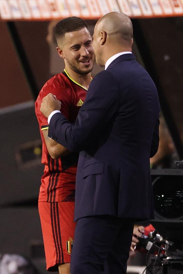 """Martinez: """"J'ai apprécié notre concentration, mais nous devons nous améliorer dans d'autres domaines"""""""