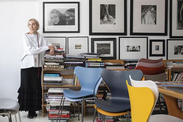 Kunst- en designcurator Carla Sozzani: 'Schoonheid begrijpen is iets wat je leert'