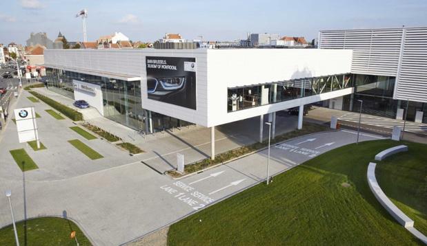 BMW Brussels weldra in handen van Groupe Louyet?