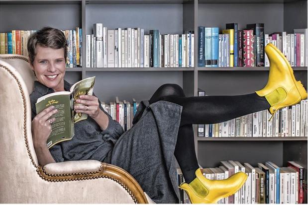 """""""La Foire du livre, c'est surtout une fête de la lecture et du livre dans tous ses états"""""""