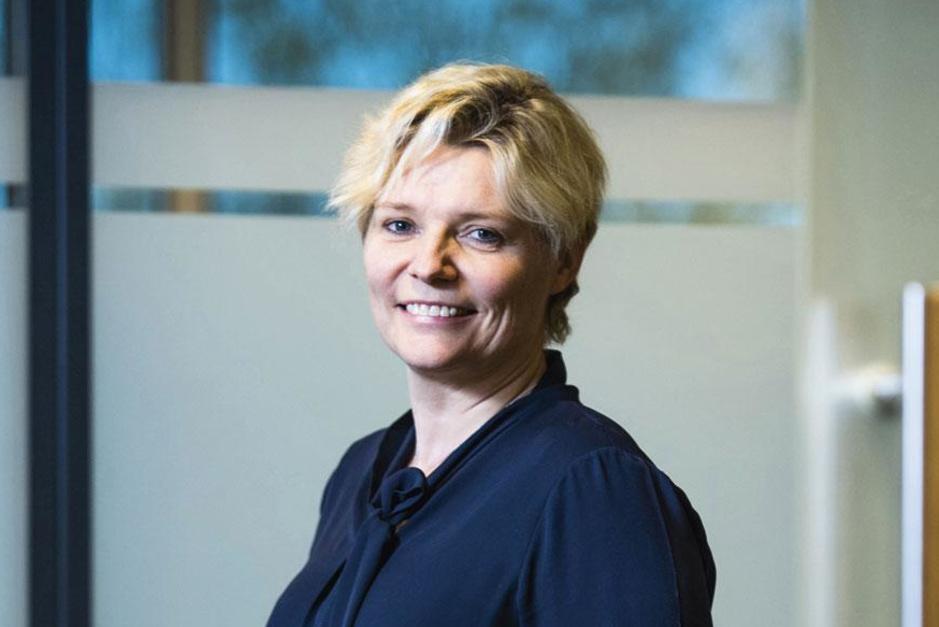 Rika Coppens (CEO uitzendgroep Accent Jobs): 'De schok op de arbeidsmarkt zal enorm zijn'