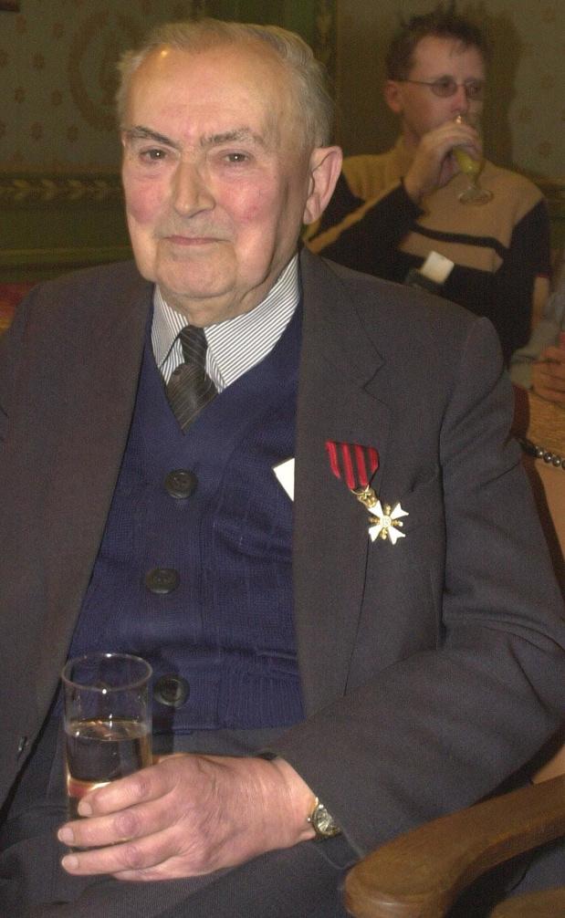 Oud-burgemeester van Avelgem Roger Tack (98) overleden
