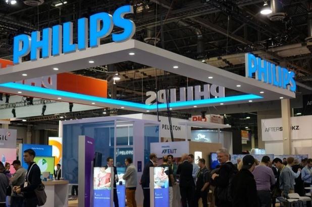 Une année de croissance pour Philips grâce à un bon dernier trimestre