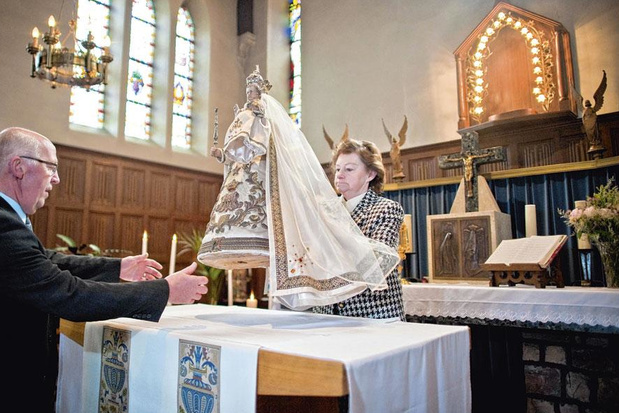 Vrouwen in de meerderheid binnen katholieke kerk