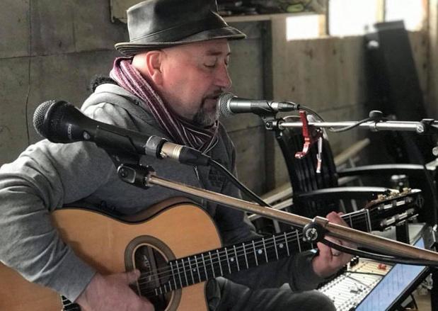 Geliefde muzikant Wouter Droesbeke overleden