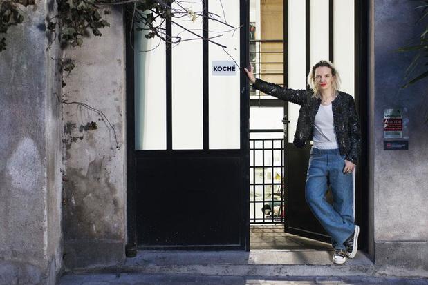 Modeontwerpster Christelle Kocher: 'Simone de Beauvoir is een belangrijke inspiratiebron voor mij'