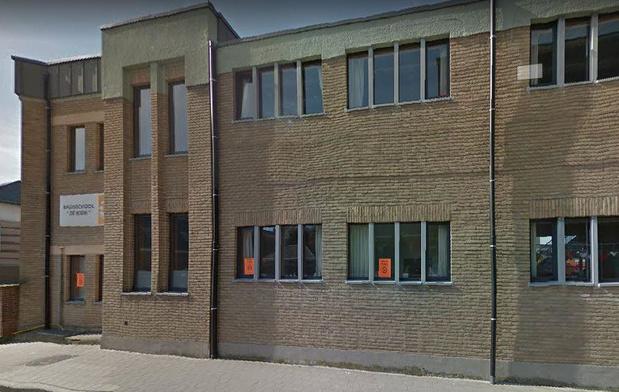 Scholenveldloop zonder publiek in Ruiselede