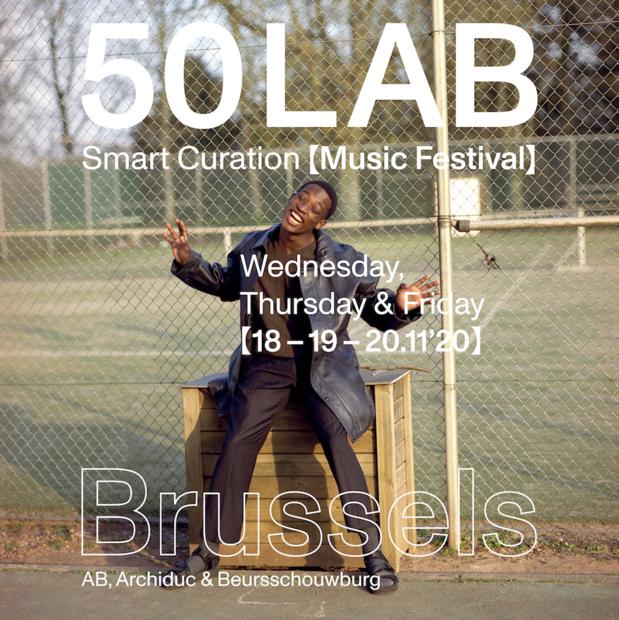Brussels showcasefestival Fifty Lab krijgt een tweede editie