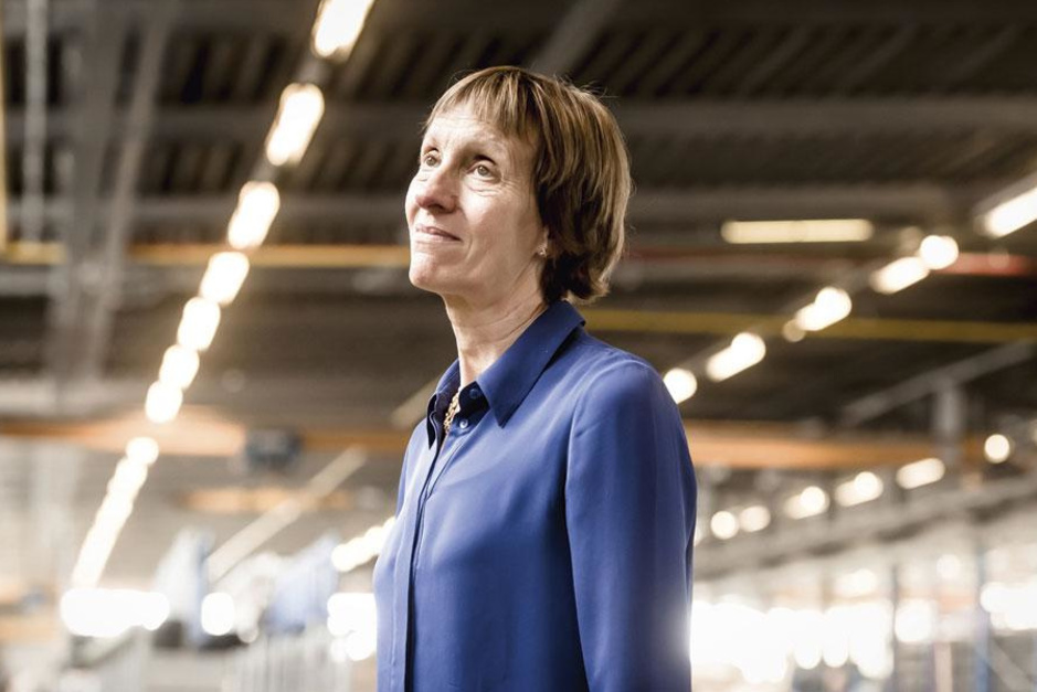 Martine Reynaers stopt als CEO: 'Ik ben er klaar voor'