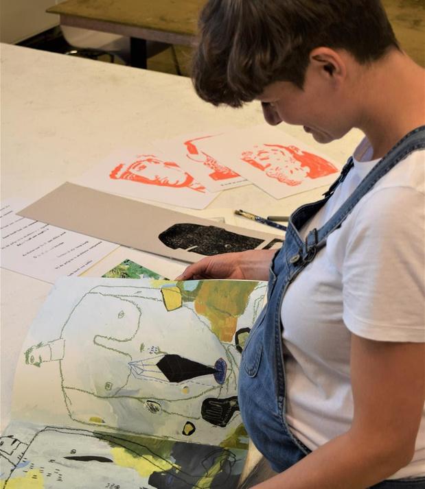 Tekenlessen voor volwassenen in Kortrijkse Academie meteen volzet