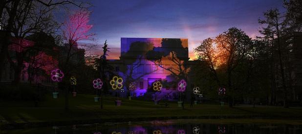 Le festival des lumières Bright Brussels revient illuminer vos soirées automnales
