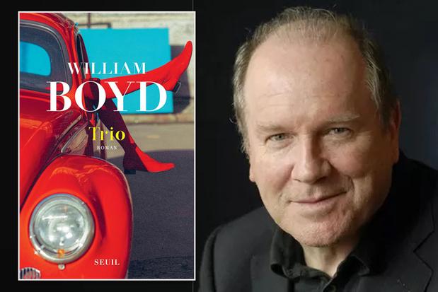 Trio : le nouveau roman de William Boyd