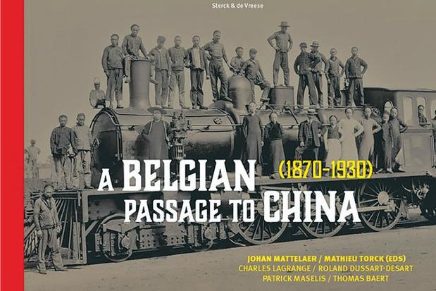 Boek : A Belgian Passage to China