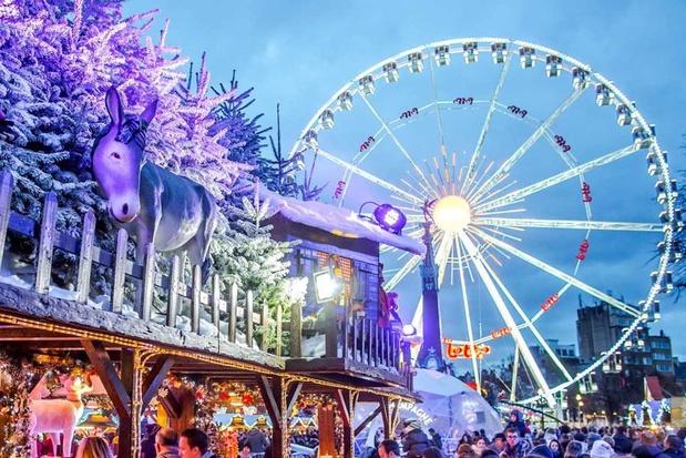 Stad Brussel neemt nog geen beslissing over Winterpret