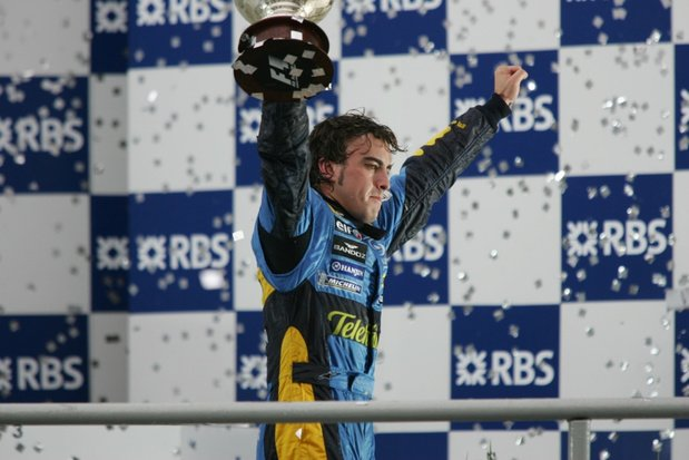 Alonso keert terug naar Renault F1