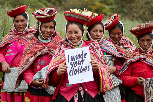Fashion Revolution Week: wie maakt onze kleren?