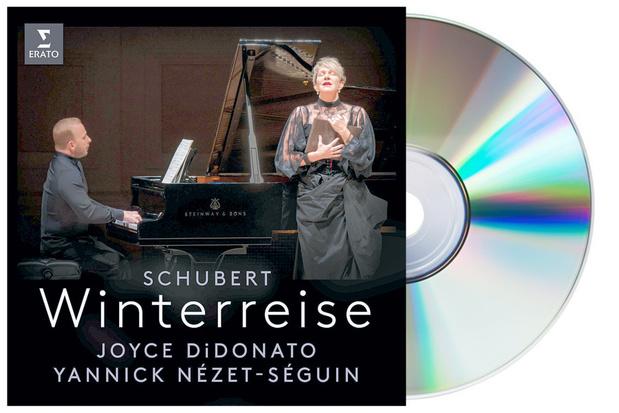 CD : Schubert's Winterreise van Joyce DiDonato en Yannick Nézet- Séguin