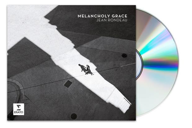 CD : Melancholy Grace van Jean Rondeau
