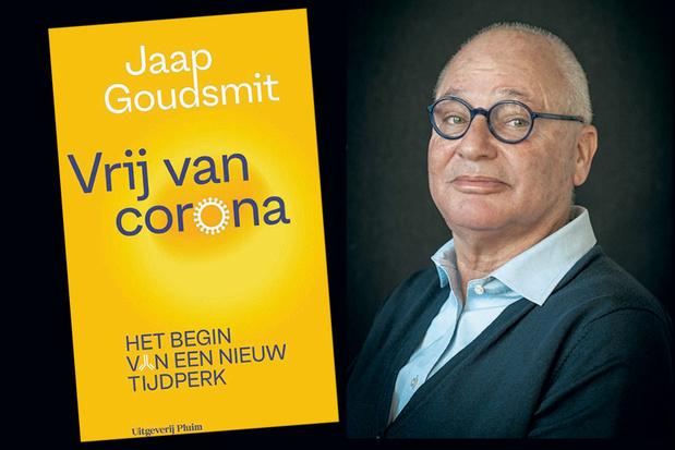 Boek : 'Vrij van corona. Het begin van een nieuw tijdperk' van Jaap Goudsmit
