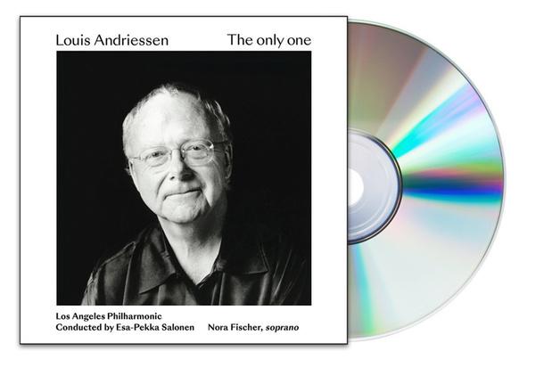 CD: 'The Only One' van Louis Andriessen