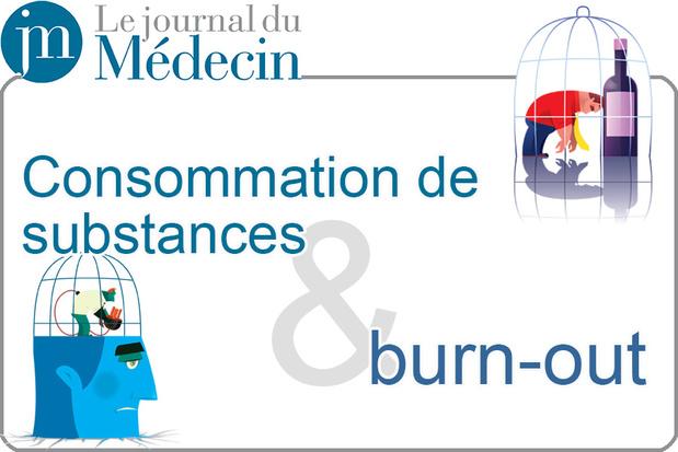 Enquête consommation de substances et burnout