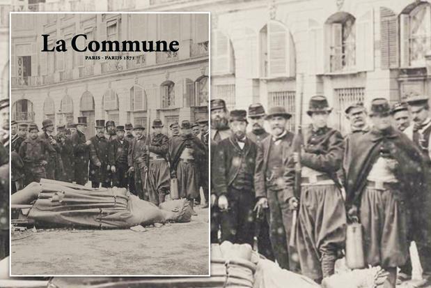 Boek : La Commune