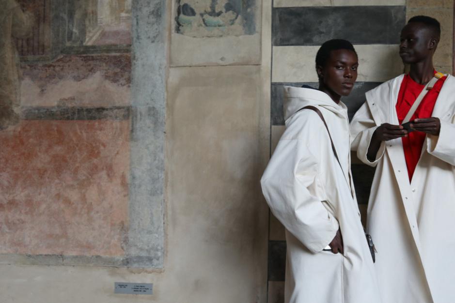 Het mannenpak is klaar voor een comeback, maar streetwear is nog niet dood