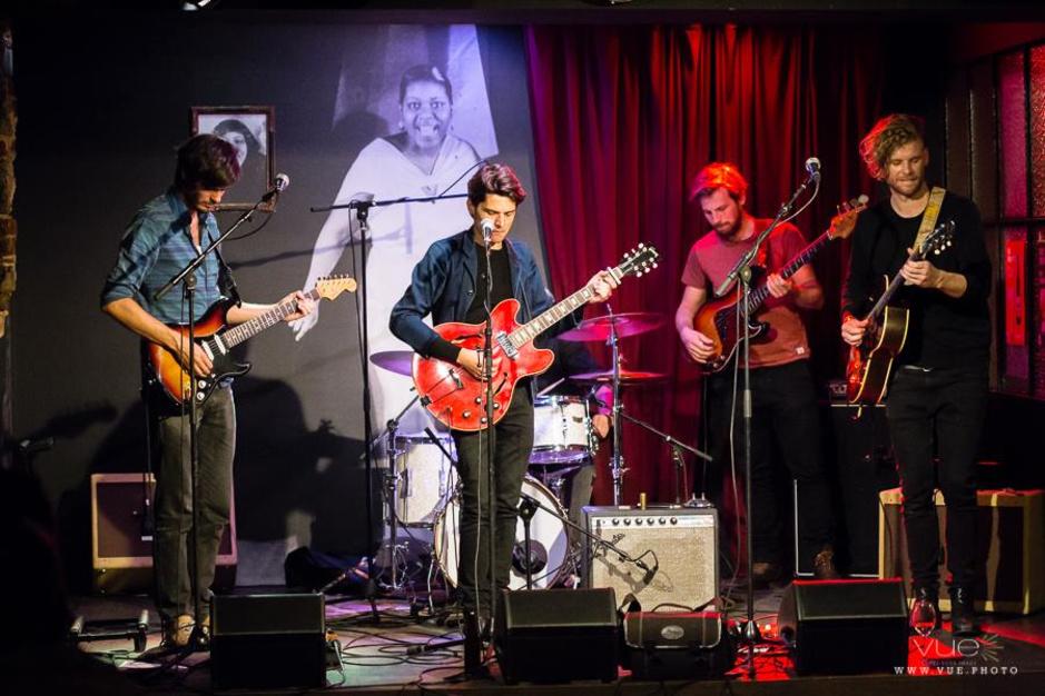 'Vier minuten en geen gezever': hoe jonge Gentenaars de blues laten herleven