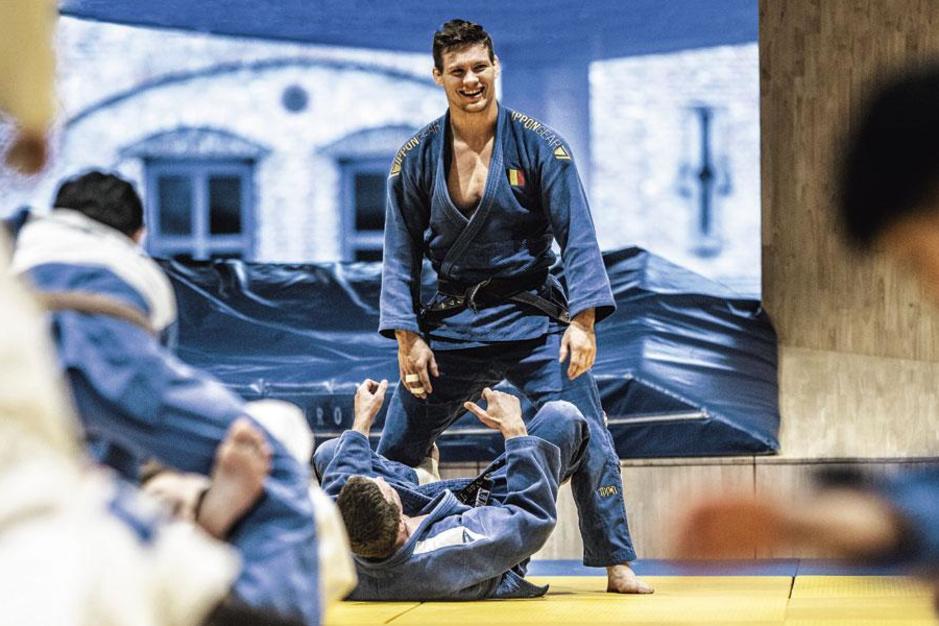 Judoka Matthias Casse over zijn eerste Olympische Spelen: 'Goud kan. Absoluut'