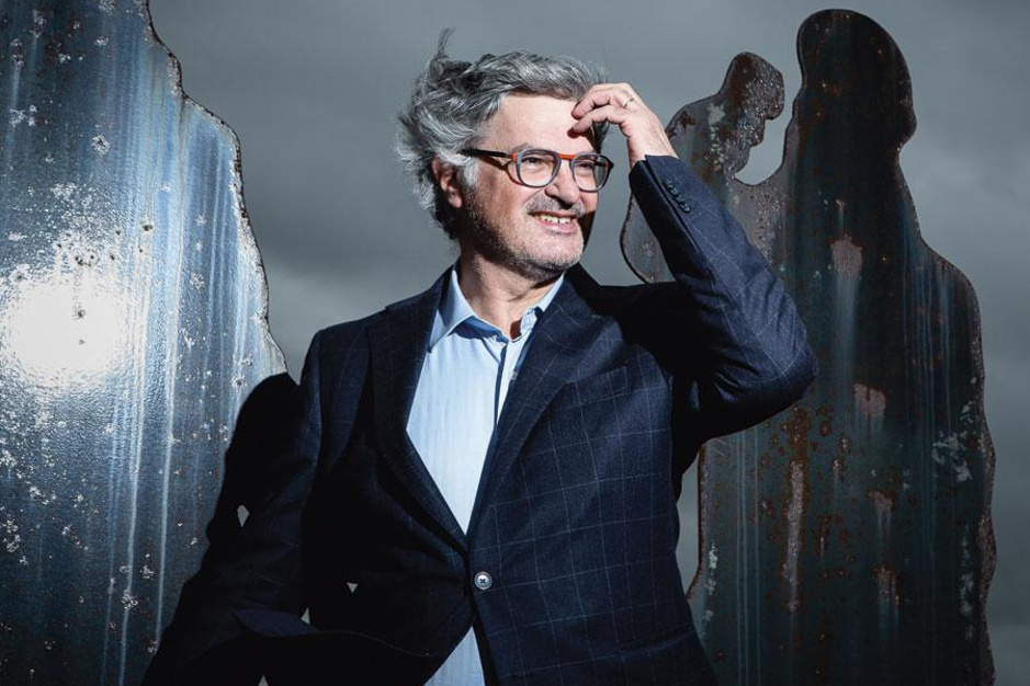 Frank De Palmenaer (CEO ABO Group): 'De bodem is de basis voor onze gezondheid'