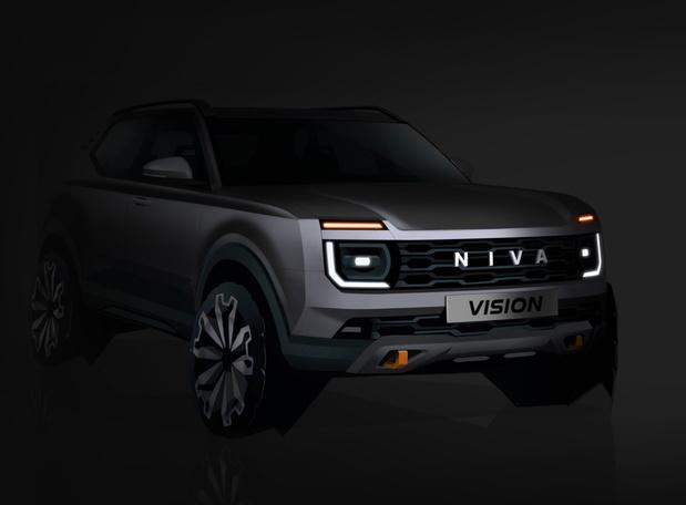 Un nouveau Lada Niva pour 2024