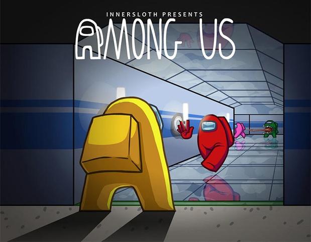 Among Us! populairste mobiel spel, PUBG bracht meeste op
