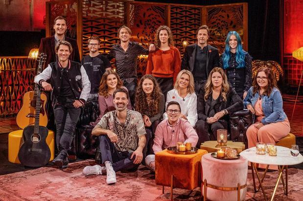 Karen Damen zingt voor Ieperse Lieselot in rodeneuzenspecial Liefde voor Muziek