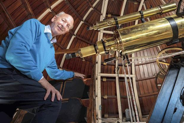 Dirk Frimout, de eerste Belg in de ruimte: 'Ik was na mijn missie filosofischer dan voordien'